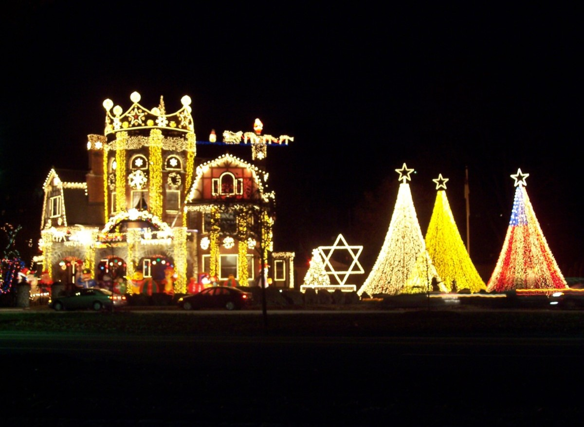 the best christmas lights in the portland area and perhaps the