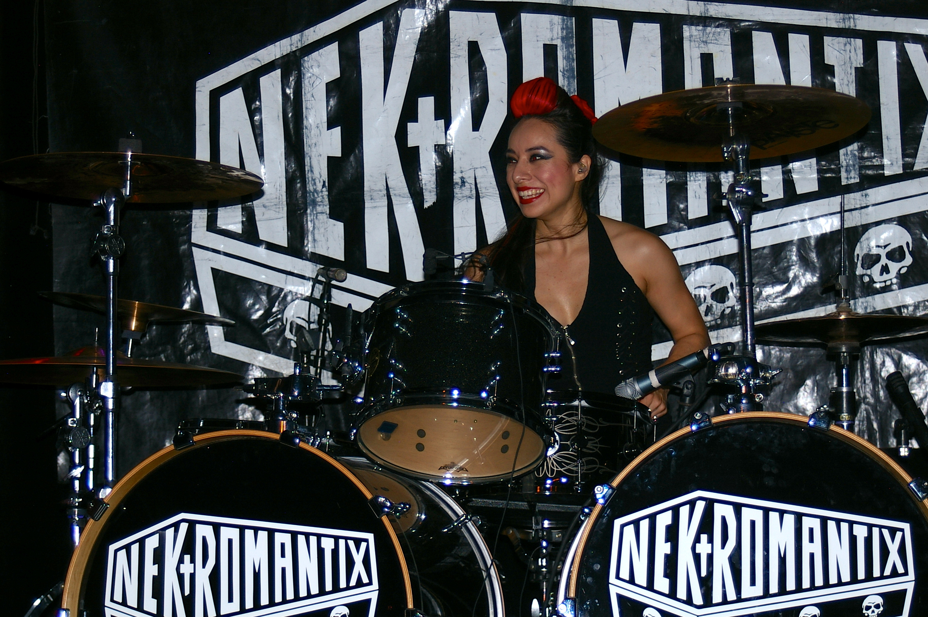 Nekromantix The Silver Shine No Buffer Amp Angie And The